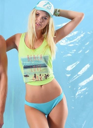 Billabong Bikini Alt Renkli